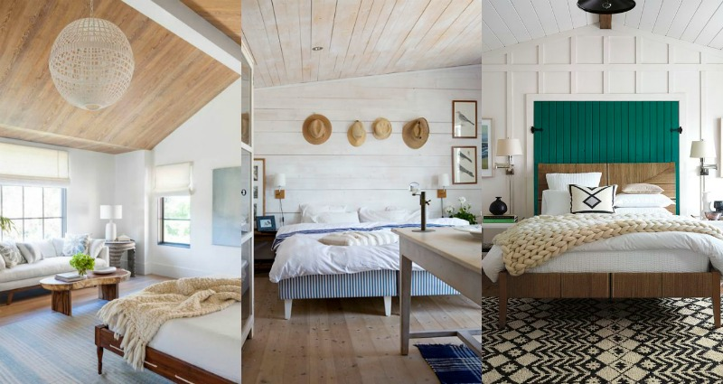 fabulous coastal bedroom design | Remodelaholic | Modern Coastal Bedroom Decor Tips ...