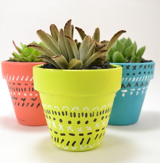 DIY Plant Pots Dream A Little Bigger