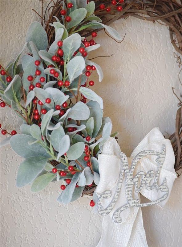 Farmhouse Wreath Timless Creations 591x800