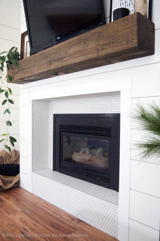 Remodelaholic Tips For Surviving A Fireplace Makeover