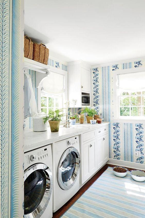 Sarah Bartholomew Residence, Kitchen, Laundry Room Off Kitchen