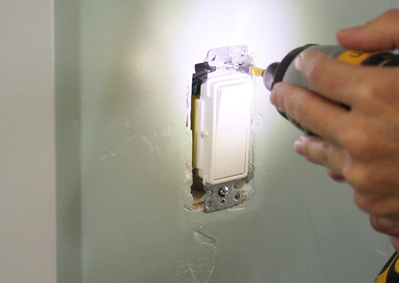 Lutron Sensor Switch 3
