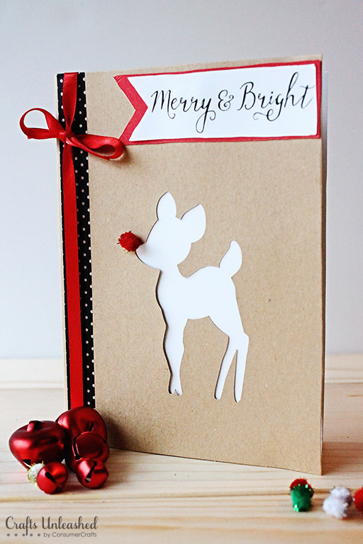 Remodelaholic 11 easy diy christmas cards send some handmade sentiments to your family and friends this christmas season use one of solutioingenieria Images