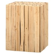 Birch Accent Table Target