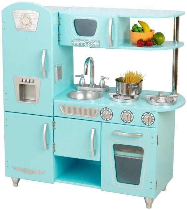 Retro Kids Kitchen 600x674