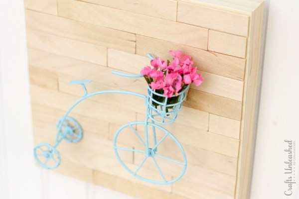 20 DIY Ideas For Vintage Wall Art Crafts Unleashed 2
