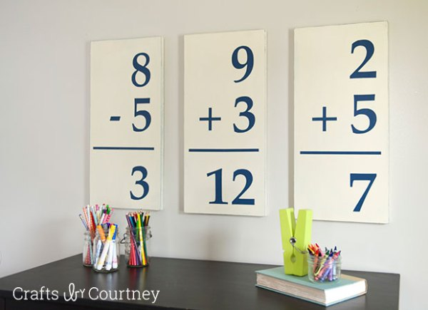 20 DIY Ideas For Vintage Wall Art Crafts By Courtney