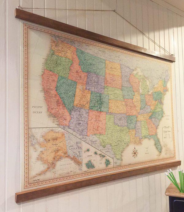 20 DIY Ideas For Vintage Wall Art Kennary