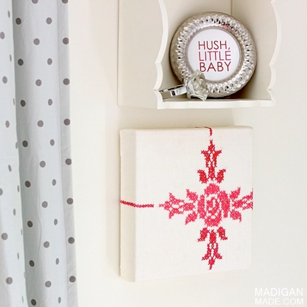 20 DIY Ideas For Vintage Wall Art Mod Podge Rocks
