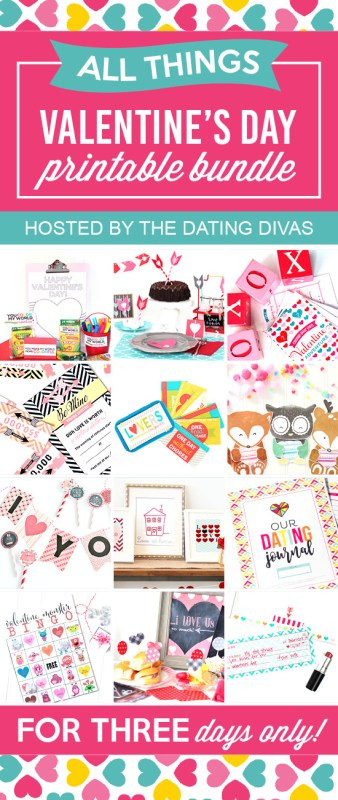 All Things Valentine's Bundle