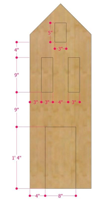 DIY Children Room Divider Apieceofrainbow ForRemodelaholic (9)