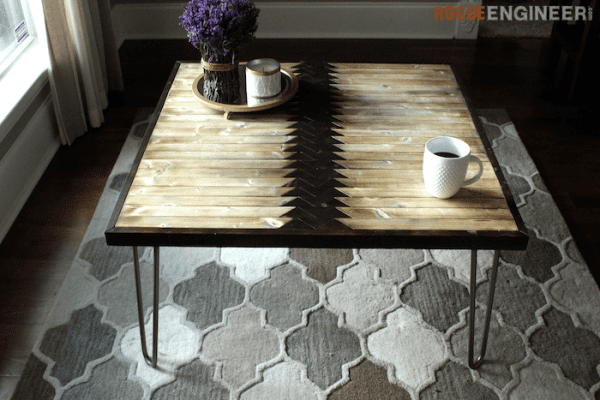 DIY Coffee Table Ideas Rogue Engineer