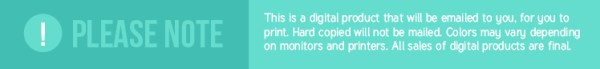 Digital Disclaimer