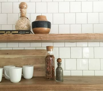 20 Easy DIY Kitchen Projects
