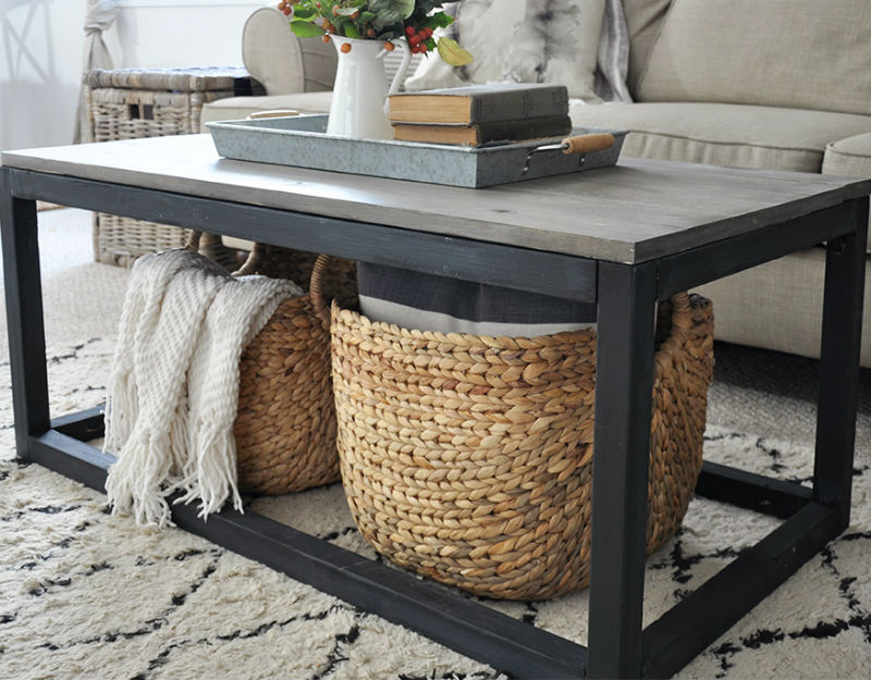 20 Creative Diy Coffee And Side Tables