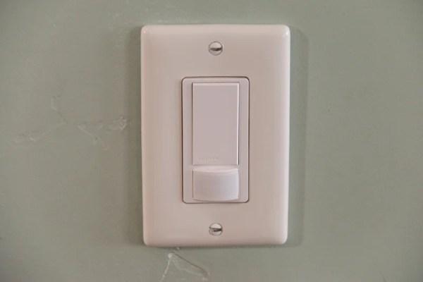 Lutron Sensor Switch 13