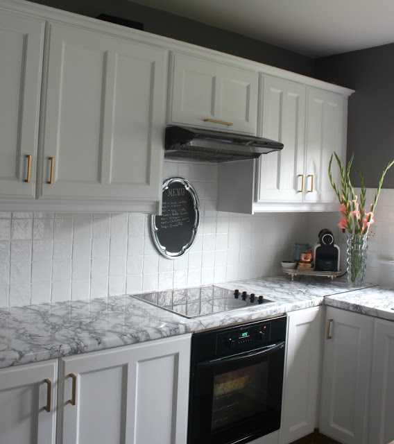 inexpensive countertops for kitchens marine kitchen cabinets remodelaholic | 10 but amazing diy countertop ...