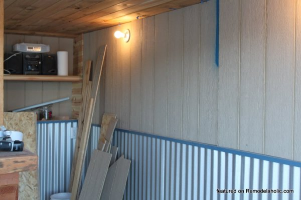 Boat House Renovation Before And After Featured On @Remodelaholic (35)