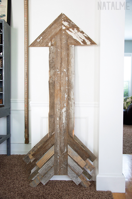 20 Reclaimed Wood DIY Projects Natalme