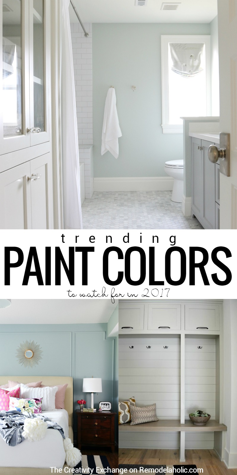 Popular and trending paint colors Tips