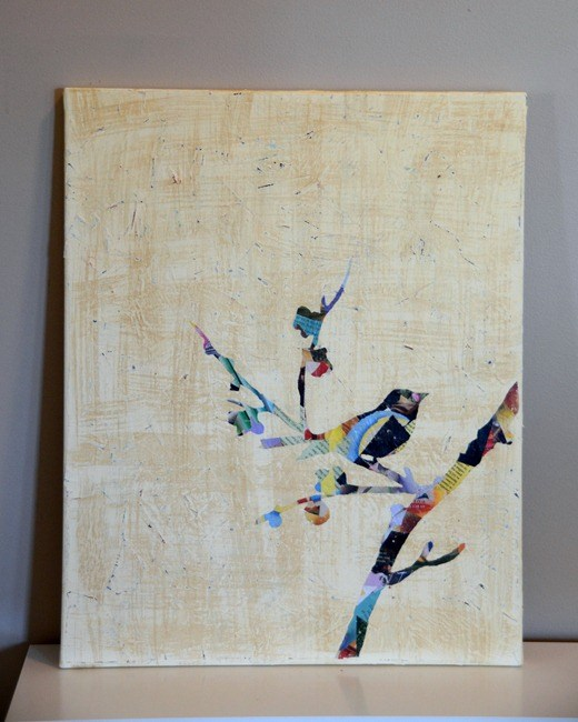 DIY Canvas Art Projects Tatertots & Jello