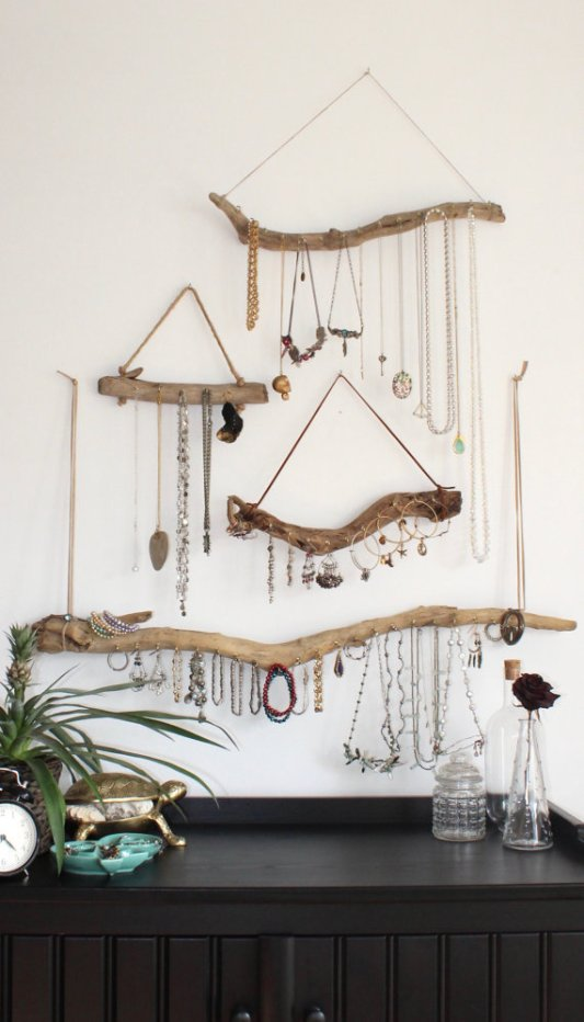 DIY Jewelry Organizer Ideas Etsy