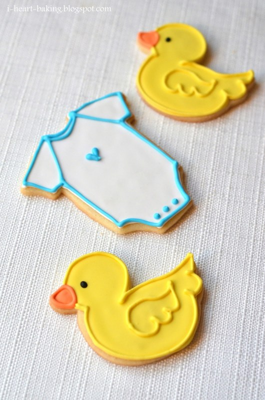 Girl Baby Shower Ideas I Heart Baking
