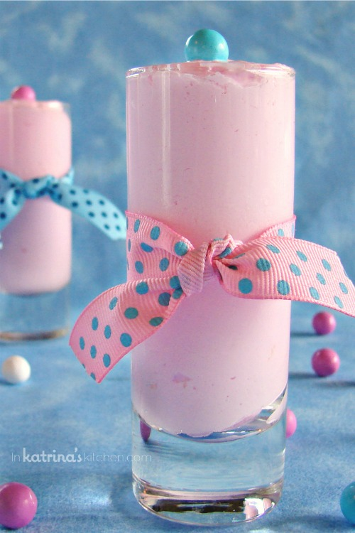 Girl Baby Shower Recipes In Katrina's Kitchen Cotton Candy Mousse