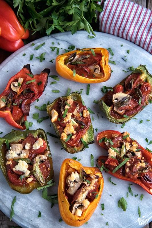 Pizza Inspired Recipes Paleo Leap