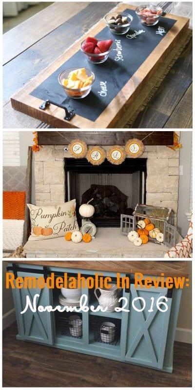 Remodelaholic November In Review 800x1600 400x800