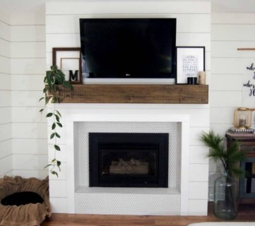Tips for Surviving a Fireplace Makeover