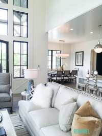 Remodelaholic   Get This Look: Modern Farmhouse Living Room