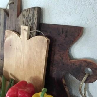 Scrap Project, Antique Cutting Boards