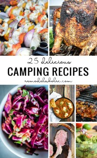 25 Delicious Camping Recipes Remodelaholic