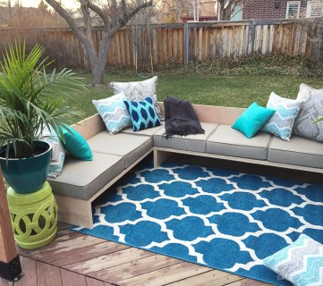 Better Homes And Gardens For Walmart Cushions @remodelaholic 9