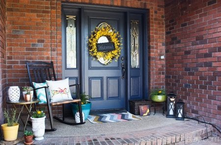 Front Porch Spring Makeover With BHG 8