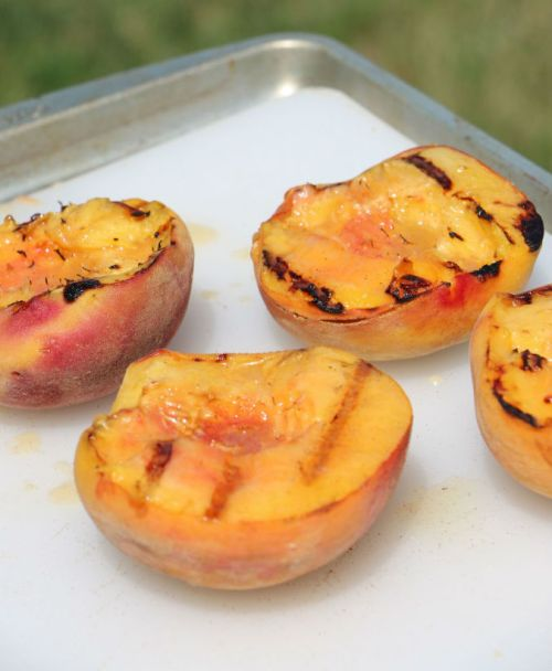 Summer Grilled Desserts Tammilee Tips