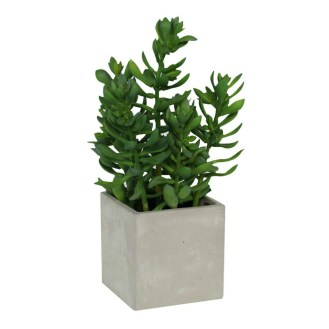 Fireplace Builtins Artificial Plant