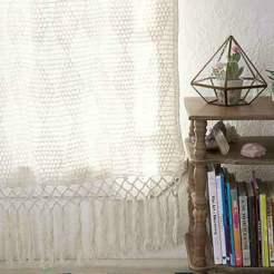 Shabby Chic Mid Century Curtain
