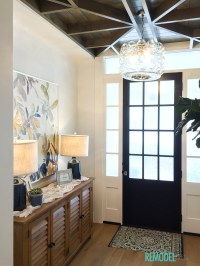 Remodelaholic | Get This Look: A Transitional Entryway