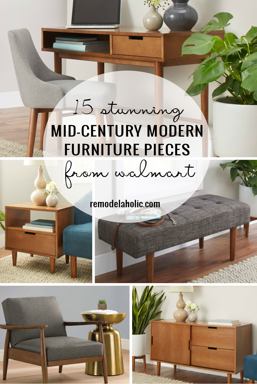Walmart Living Room Wall Decor: 15 Stunning Mid-Century Modern Furniture