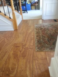 Remodelaholic   DIY Plywood Flooring Pros and Cons + Tips