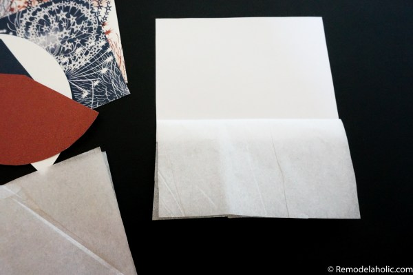 How to create a paper firecracker for fourth of July via Remodelaholic.com