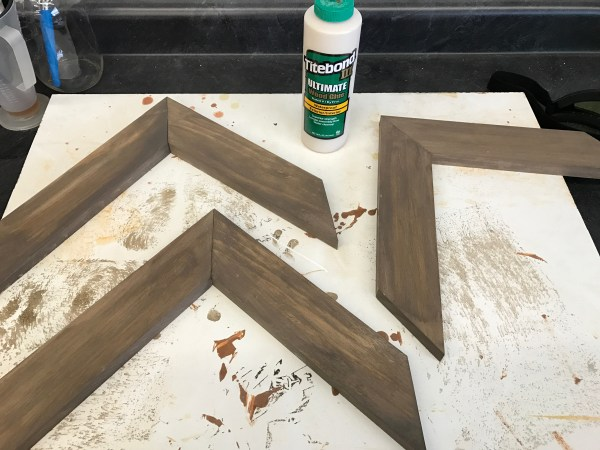 DIY Wooden Arrow Wall Decor Tutorial