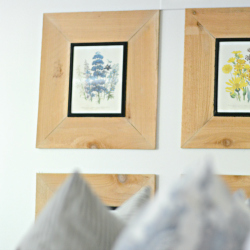 Learn How To Make These Simple Farmhouse Frames For Under 4 (1)