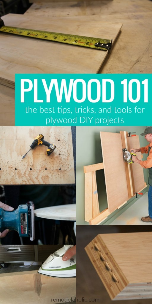 Remodelaholic Plywood 101 Best Plywood Tips For Successful Diy Projects
