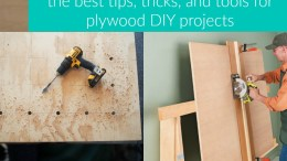 Remodelaholic Plywood 101 Best Plywood Tips Fo