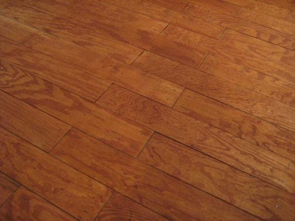 Quarry Orchard On Remodelaholic, Plywood Plank Flooring