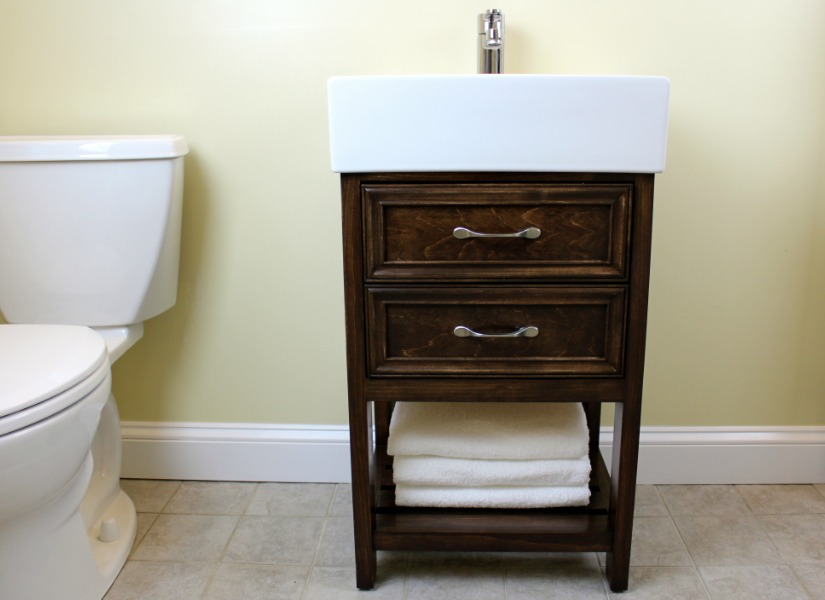 Remodelaholic Ikea Hack How To Build A Small Diy