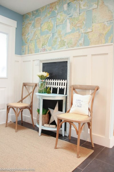 Youll Love This Light Bright And Cheery Spring Home Tour At The Happy Housie 2